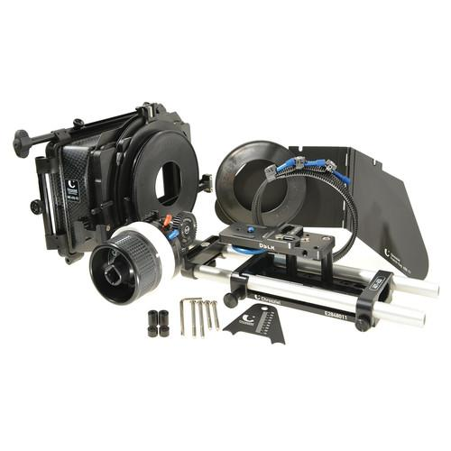 Chrosziel Follow Focus, LWS & MB450R2 Matte C-450R2-DSLR2KIT