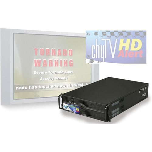 Chytv High-Definition Alert Graphics System 7A00346