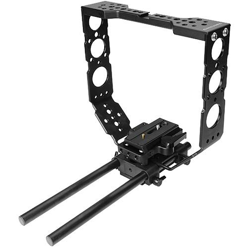 Cinevate Inc Crash Cage with Simplis Rods Kit CISTEDCAM00005