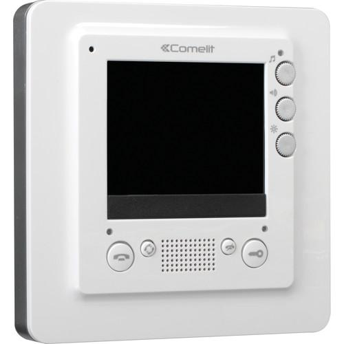 Comelit Hands-Free Color Expansion Video Monitor Inside EX-720H