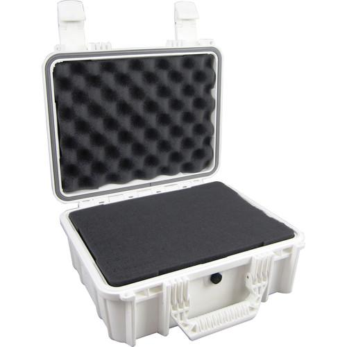 Condition 1 Watertight 101075 Hard Case (White) 101075-WHT