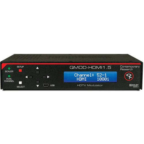 Contemporary Research QMOD-HDMI1.5 HDTV Modulator QMOD-HDMI1.5
