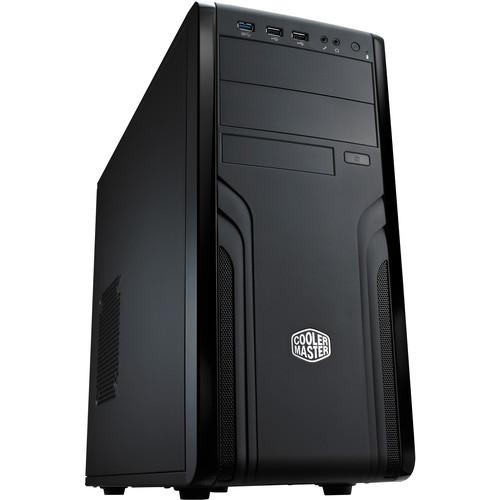 Cooler Master Force 500 Mid-Tower Desktop Case FOR-500-KKR500