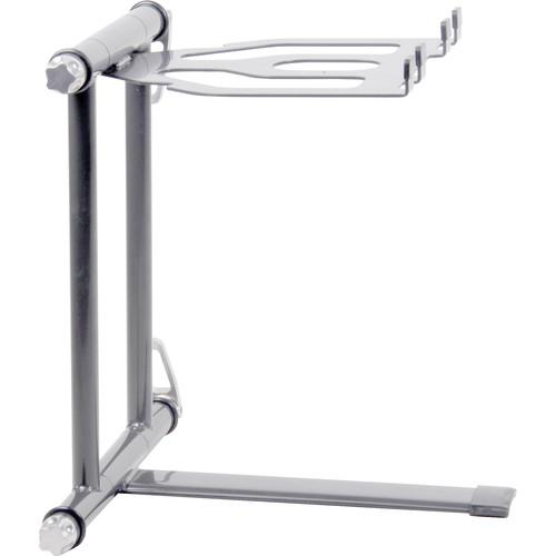 Crane Hardware Crane Stand Plus - Folding Laptop Stand CV3PLSWHT