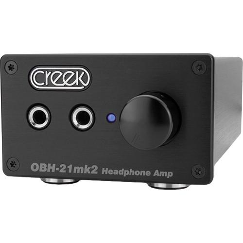 Creek OBH-21 MK2 Dual Output Headphone Amplifier OBH-21MK2
