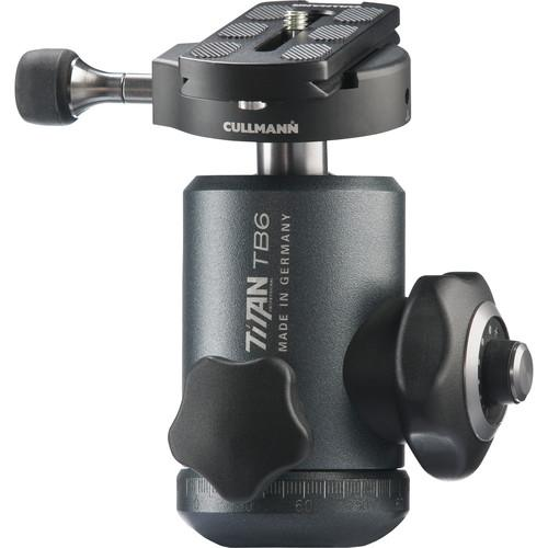 Cullmann  TITAN TB6.6 Ball Head CU 40966
