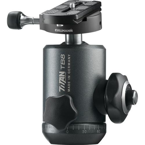 Cullmann  TITAN TB8.6 Ball Head CU 40986