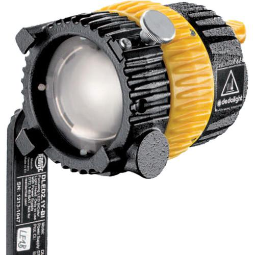 Dedolight DLED2.1Y-BI Bi-Color LED Light Head DLED2Y-BI