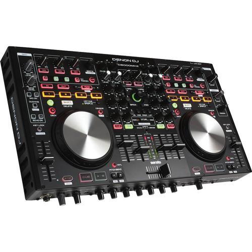 Denon DJ MC6000MK2 Professional Digital Mixer and MC6000MK2