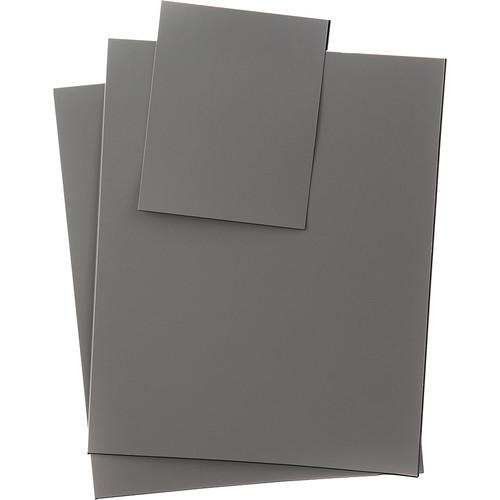 DGK Color Tools DGKR27-XT Digital Gray Cards (Set of 3) DGKR27XT