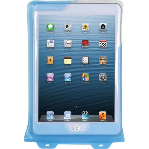 DiCAPac Waterproof Case for Apple iPad mini (Blue) WP-I20M-BL