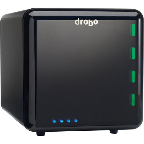 Drobo 8TB (4 x 2TB) 4-Bay USB 3.0 Storage Array Kit with Drives