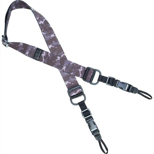 DSPTCH Heavy Camera Sling Strap (Black Camo) SRP-HS-CGC