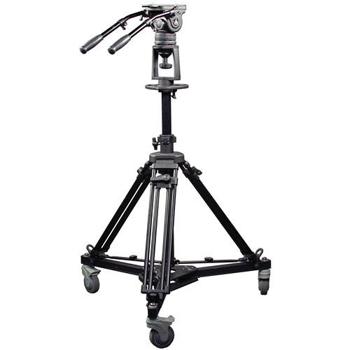 E-Image EI-7902-A Pedestal Kit with Head & Dolly EI-7902-A