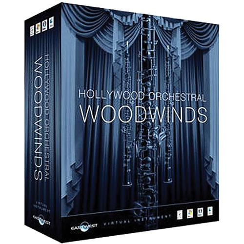 EastWest Hollywood Orchestral Woodwinds Diamond EW-205MACEXT