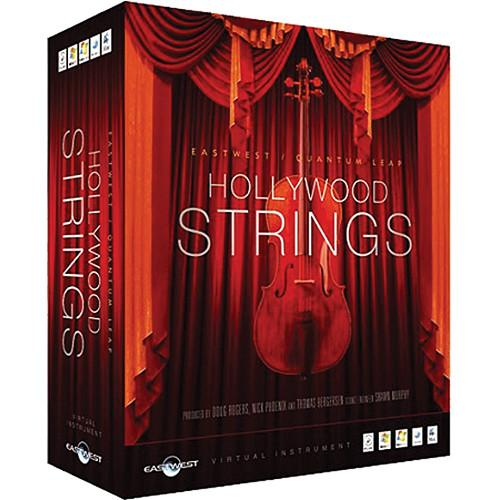 EastWest Hollywood Strings Diamond Edition - EW-190MACEXT