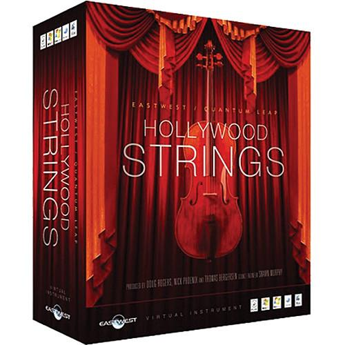 EastWest Hollywood Strings Diamond Edition - EW-190WINEXT