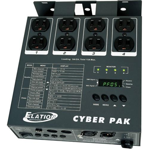Elation Professional CyberPak Dimmer Power Pack CYBER PACK