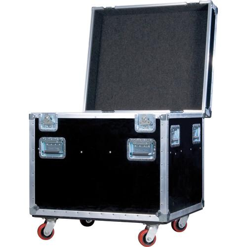 Elation Professional Quad Road Case for Platinum DRCPLATQUAD