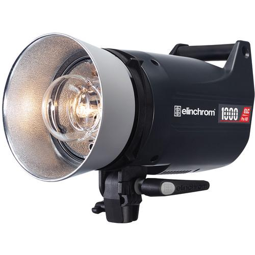 Elinchrom  ELC Pro HD 1000 Flash Head EL20616.1
