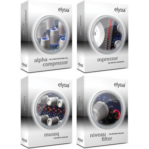 elysia 100% elysia bundle V1 - Dynamics and 100 ELYSIA BUNDLE V1
