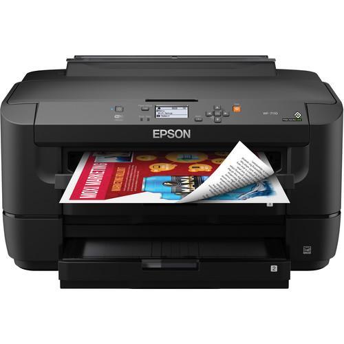 user manual epson workforce wf 7110 wireless color inkjet printer rh pdf manuals com epson printers owners manuals epson printers owners manuals