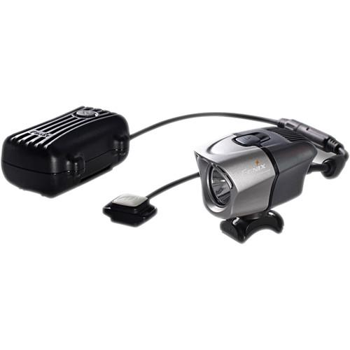 Fenix Flashlight BTR20 Rechargeable LED Bike Light BTR20-T6-BK