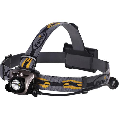 Fenix Flashlight HP05 LED Headlamp (Gray) HP05-R5-GY