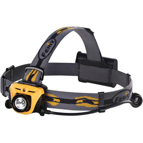 Fenix Flashlight HP05 LED Headlamp (Orange) HP05-R5-OR