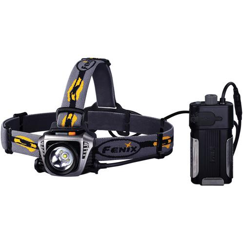 Fenix Flashlight HP30 LED Headlamp (Gray) HP30-L2U2-GY
