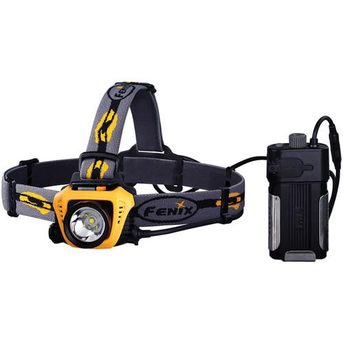 Fenix Flashlight HP30 LED Headlamp (Orange) HP30-L2U2-OR