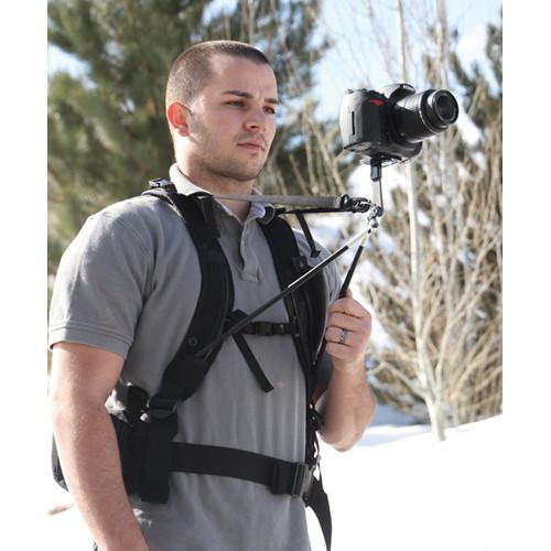 Field Optics Research BinoPOD Harness System with PhotoPOD H011