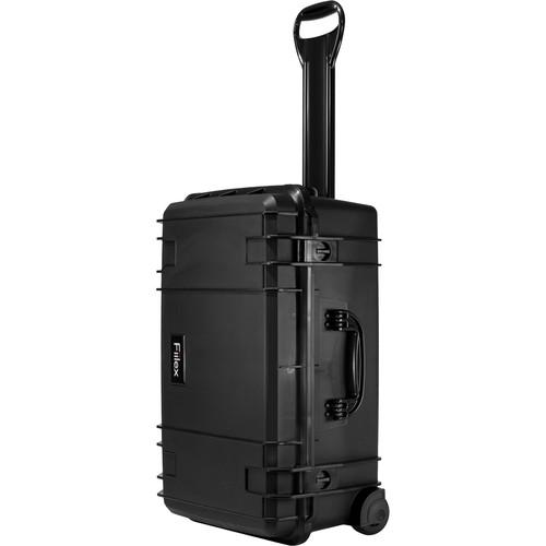 Fiilex Wheeled Travel Case for K Series Kits FLXR001