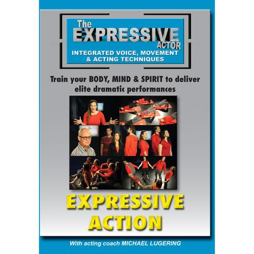 First Light Video DVD: The Expressive Actor: Expressive F2802DVD