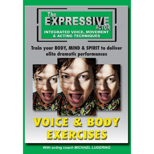 First Light Video DVD: The Expressive Actor: Voice and F2803DVD