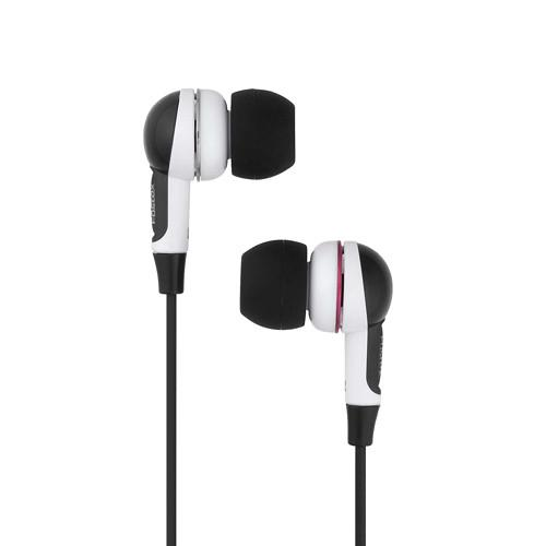 Fostex TE-01n Inner-Ear Headphones (Black and White) TE-01N