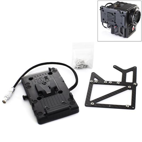 FREEFLY Carbon V-Lock Adapter Kit for RED Epic 910-00019