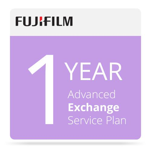 Fujifilm 1-Year Advanced Exchange Service Program 670003451