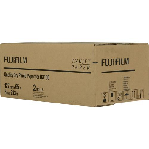 Fujifilm Quality Dry Photo Paper for Frontier-S DX100 7160488