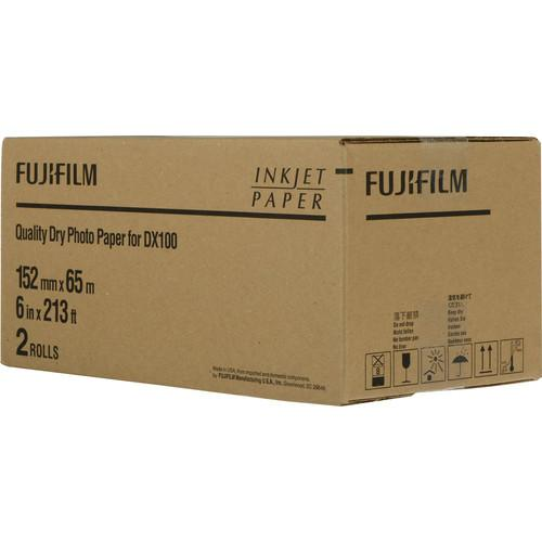Fujifilm Quality Dry Photo Paper for Frontier-S DX100 7160489