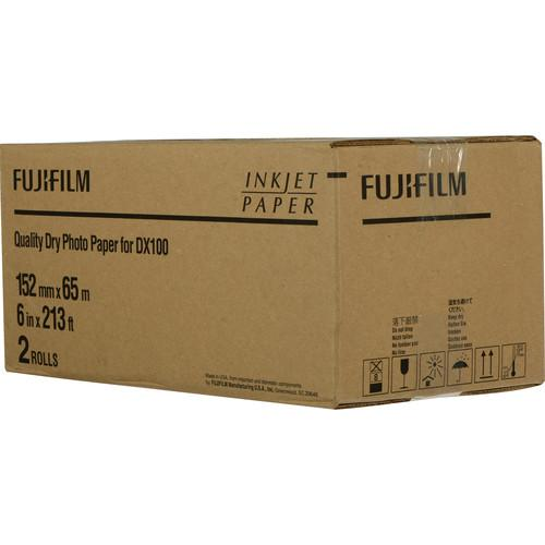 Fujifilm Quality Dry Photo Paper for Frontier-S DX100 7160490