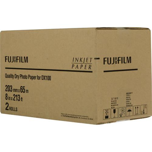 Fujifilm Quality Dry Photo Paper for Frontier-S DX100 7160501