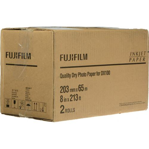 Fujifilm Quality Dry Photo Paper for Frontier-S DX100 7160502