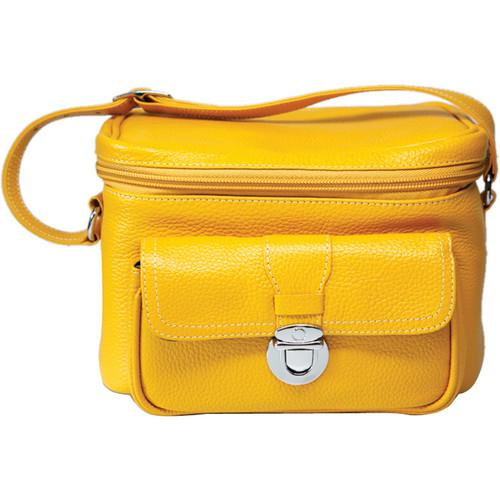 Fujifilm  Train Case (Mustard Yellow) 600012618