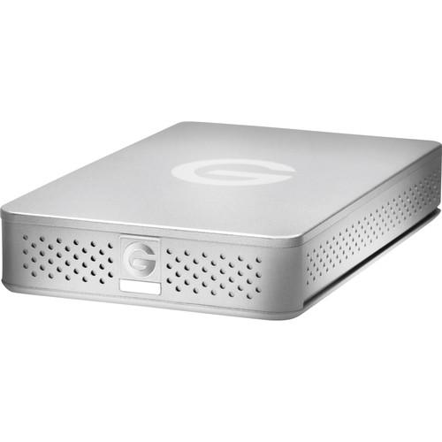 G-Technology 2TB G-Drive ev 220 External Hard Drive 0G03187