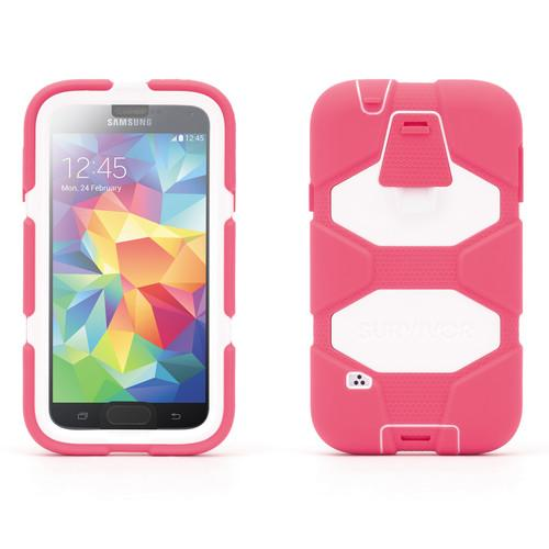 Griffin Technology Survivor Case for Samsung Galaxy S5 GB38931