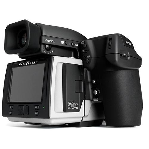 Hasselblad H5D-50c Medium Format DSLR Camera Body H-3013668