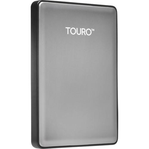 HGST 500GB Touro S Ultra-Portable External Hard Drive 0S03698