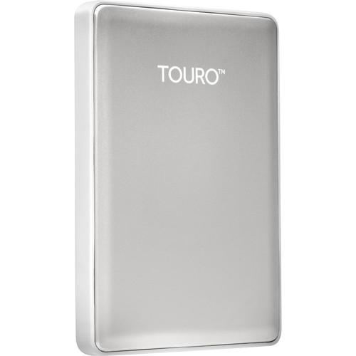 HGST 500GB Touro S Ultra-Portable External Hard Drive 0S03733