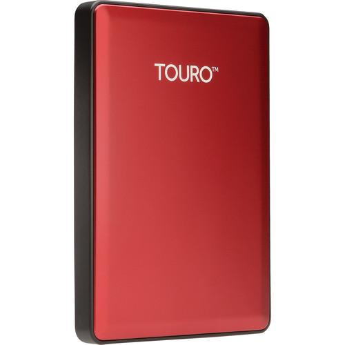 HGST 500GB Touro S Ultra-Portable External Hard Drive 0S03782